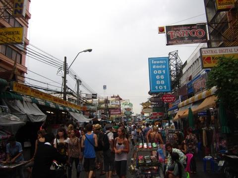 Bangkok=crazyville (2/5)