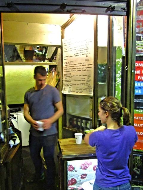 Switchboard - Coffee shop (1/3)