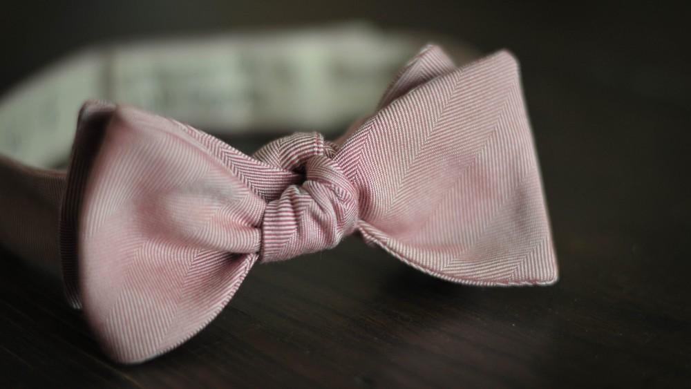 My New Bow Tie (6/6)