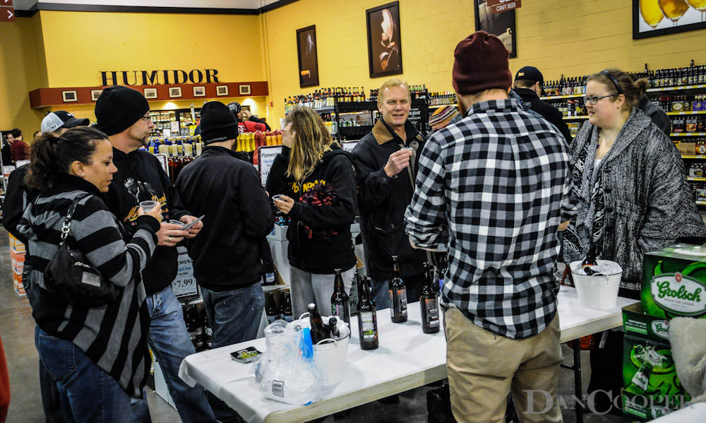 Pipeworks Tasting, Downers Grove, IL