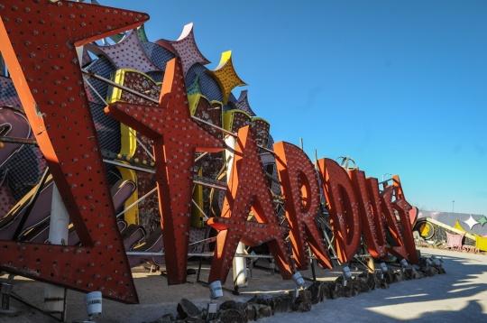 Neon Museum - Las Vegas NV - Jan 14_-16