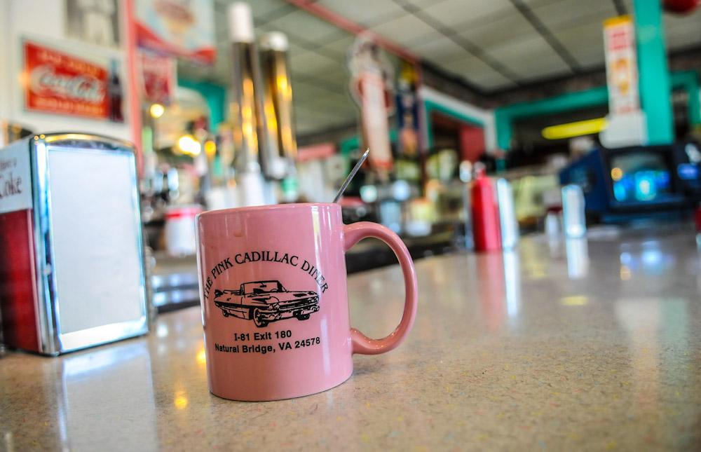 Pink Cadillac Diner