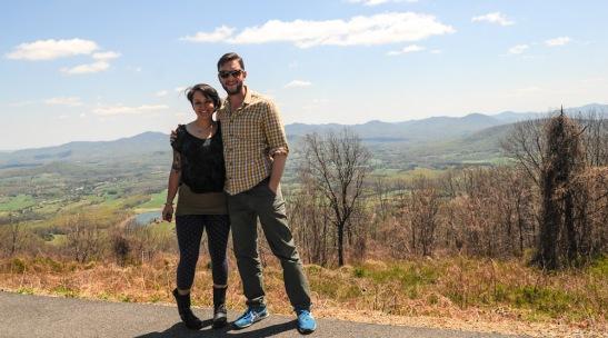 Katie, Dan, View