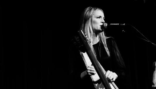 Webb Sisters - Elgar Room - London - 21st Apr 14-10