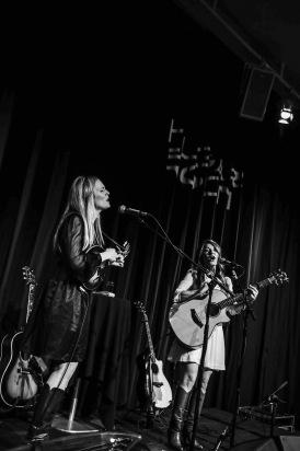 Webb Sisters - Elgar Room - London - 21st Apr 14-15