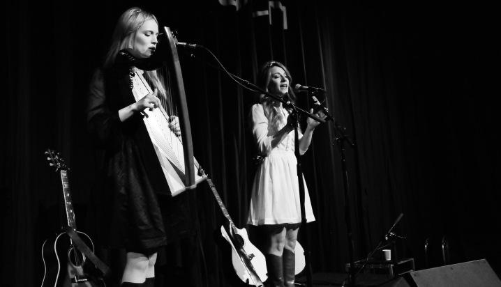 Webb Sisters - Elgar Room - London - 21st Apr 14-16
