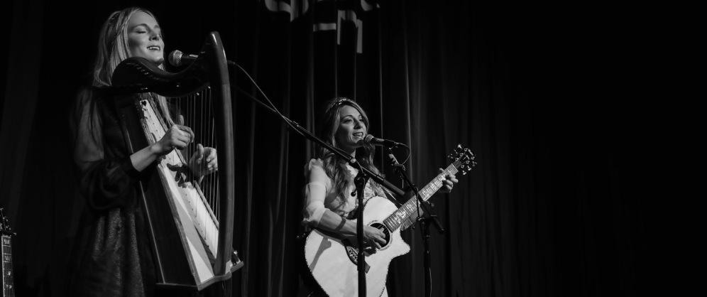 Webb Sisters - Elgar Room - London - 21st Apr 14-8