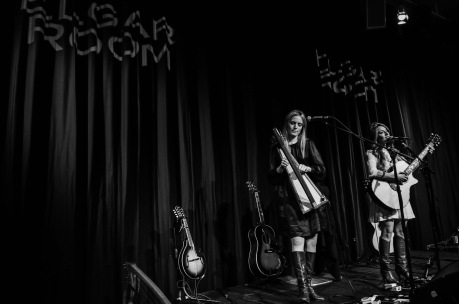 Webb Sisters - Elgar Room - London - 21st Apr 14-9