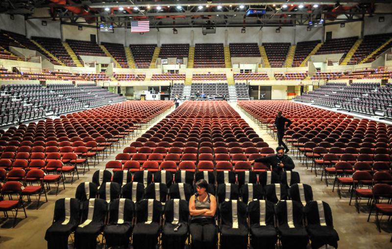 La Crosse Center Arena