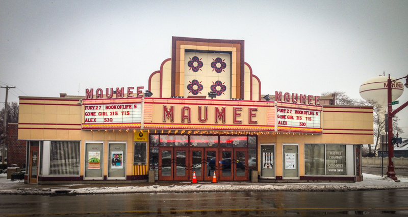 Maumee Indoor Theatre
