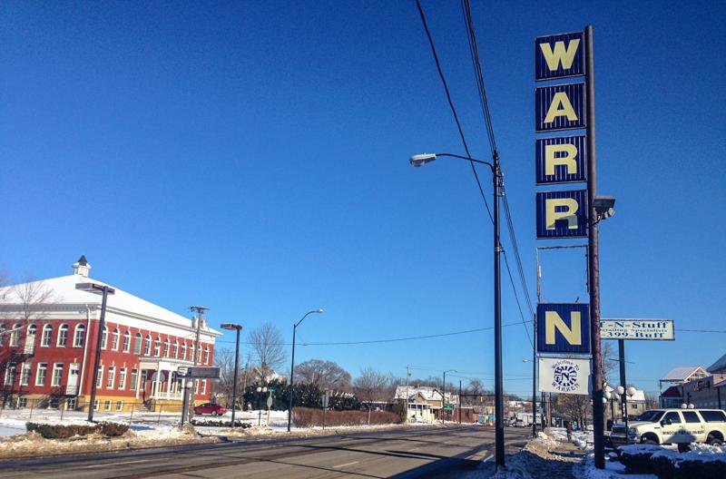 Tour Warren Blog
