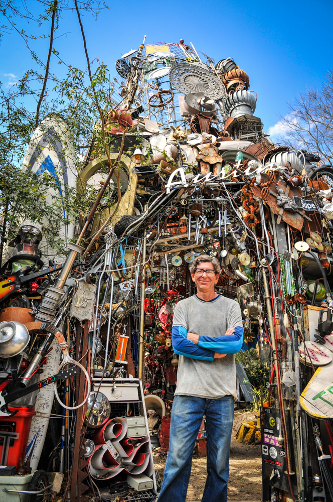 The Cathedral Of Junk Austin Tx Stuff What I Ve Seen
