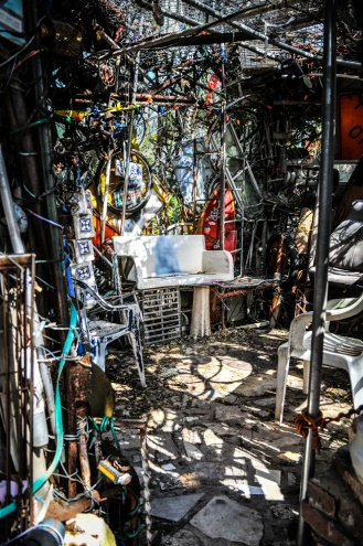 Cathedral of Junk - Austin TX-3
