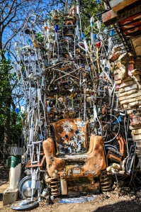 Cathedral of Junk - Austin TX-9