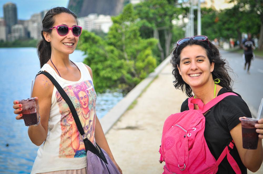 Cristina and Bea
