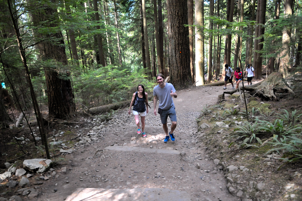 Grouse Grind - Vancouver-2