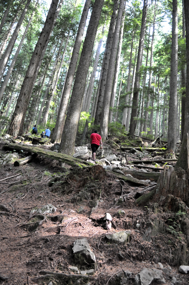 Grouse Grind - Vancouver-4