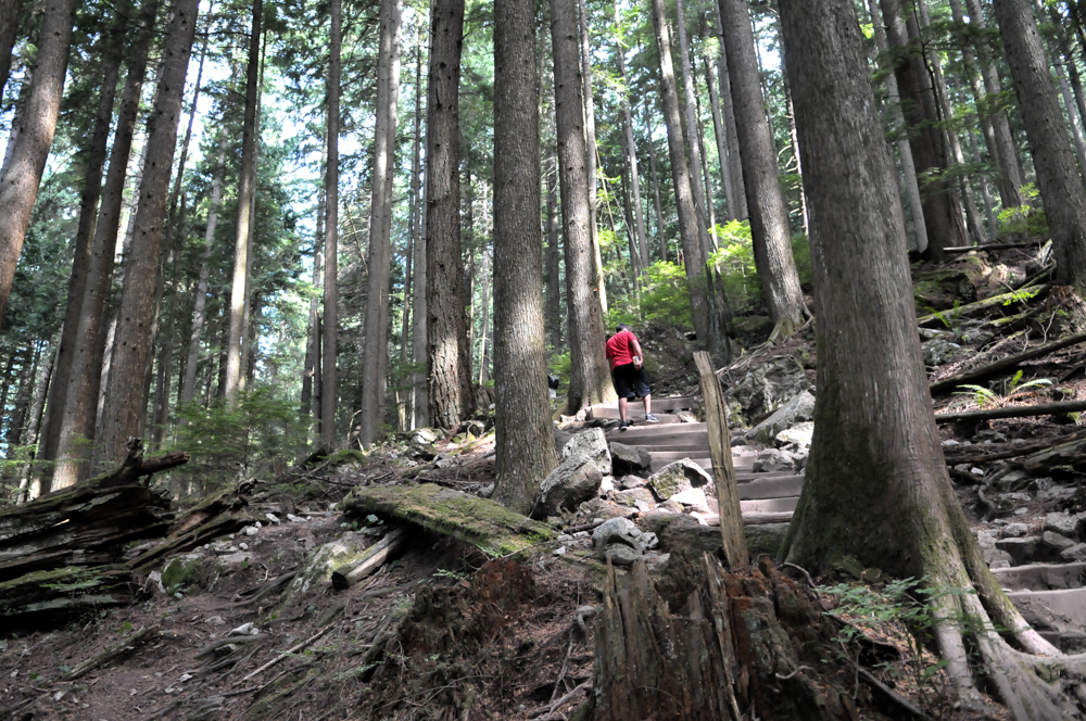 Grouse Grind - Vancouver-5