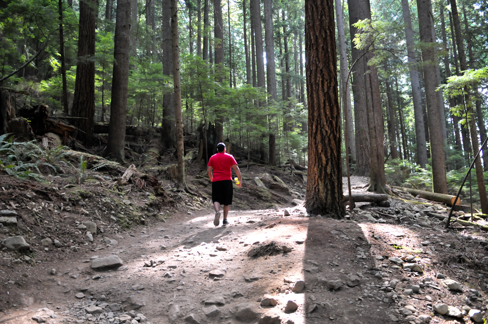 Grouse Grind - Vancouver