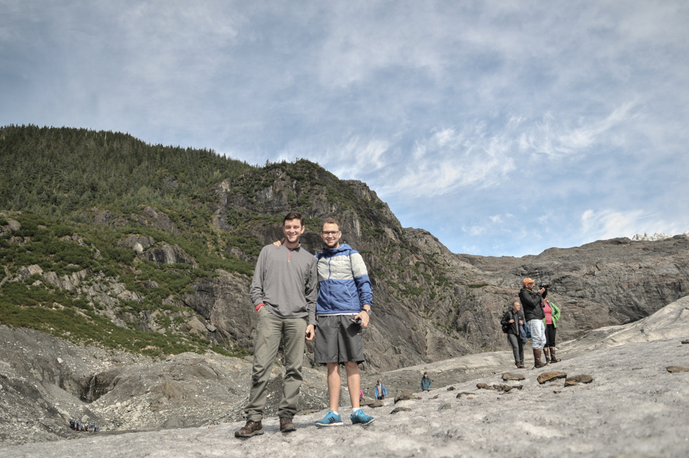Juneau and Mendenhall Glacier - Alaska-19