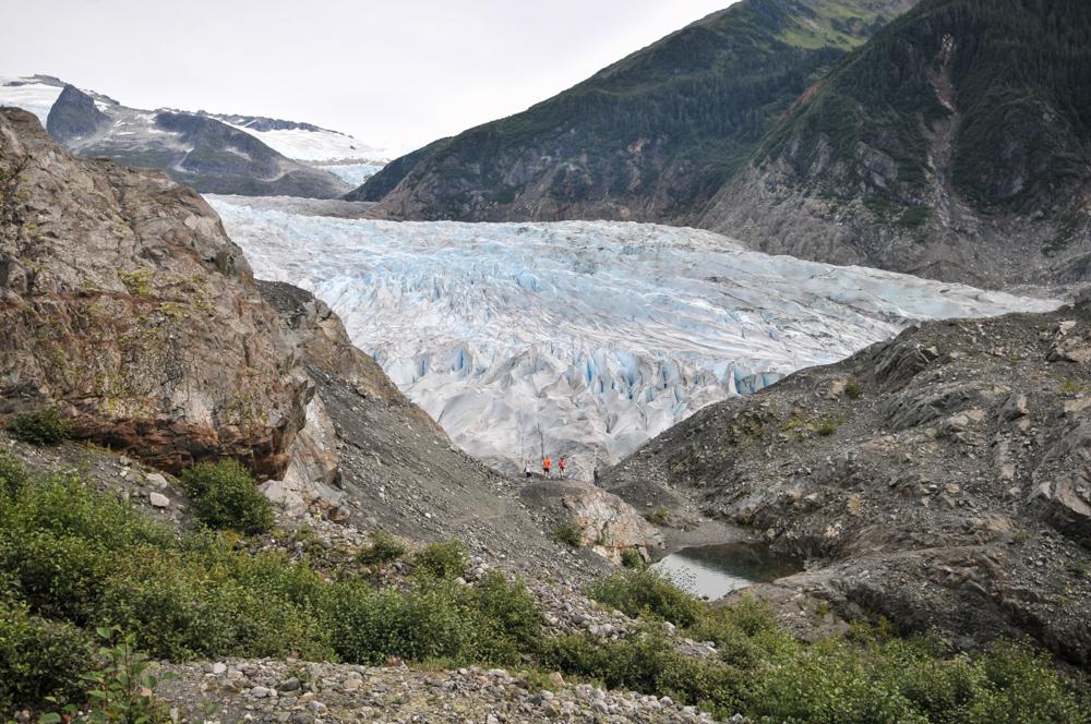 Juneau and Mendenhall Glacier - Alaska-6