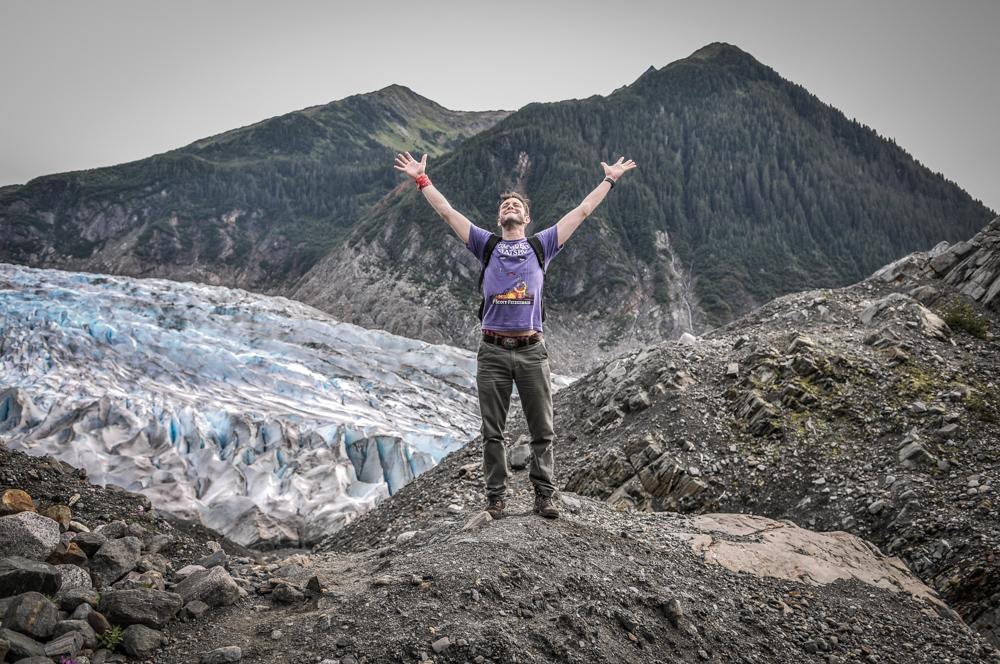 Juneau and Mendenhall Glacier - Alaska-9