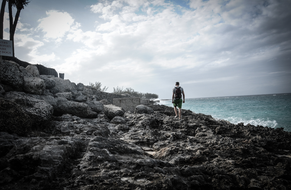Lighthouse Hike - Nassau-11