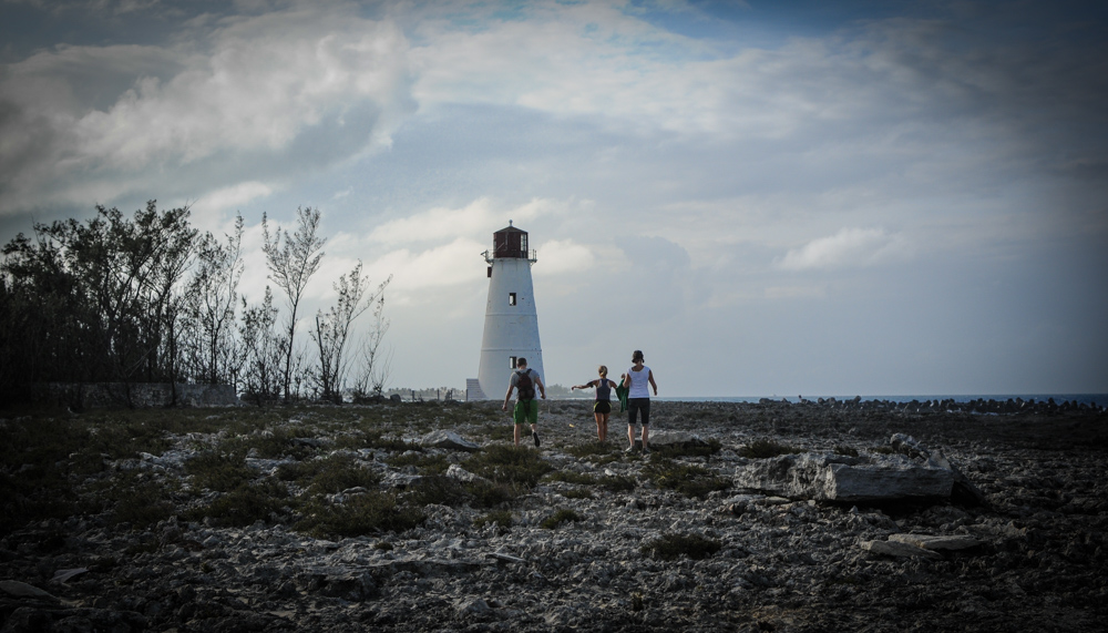 Lighthouse Hike - Nassau-15