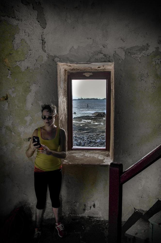 Lighthouse Hike - Nassau-19